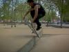 Le skater Kilian Martin