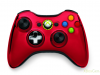 manette-xbox-chrome-rouge