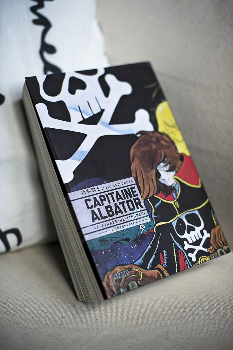 Manga Capitaine Albator Evilspoon border=