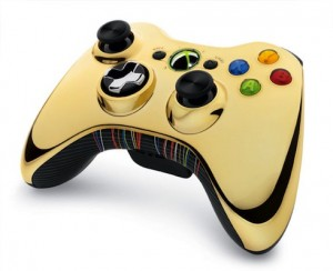 manette xbox 360 star wars C3PO