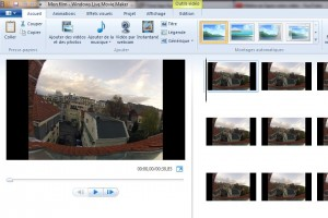 time laps windows live movie maker