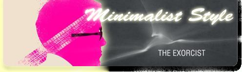 poster film minimaliste
