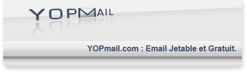 Yopmail, l'email jetable anti spam | Evilspoon