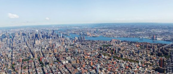 Vue à 360° du One World Trade Center