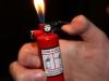 briquet feu extincteur
