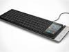 clavier iphone