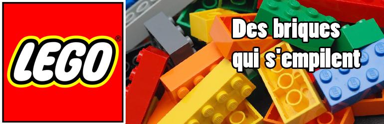 Les Lego ont de l'imagination
