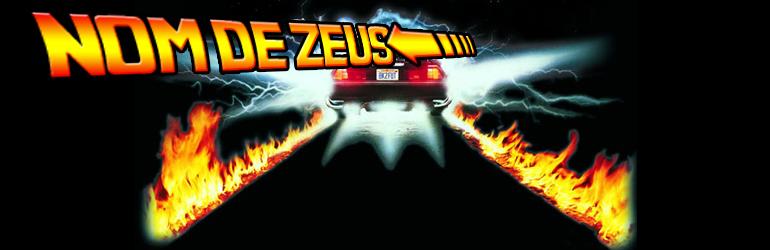 Nom de Zeus ! Retour vers le futur