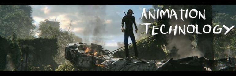 Animation HD post apocalyptique