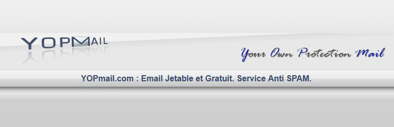 Yopmail, l'email jetable