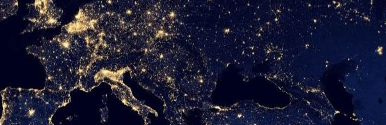 Earth by night