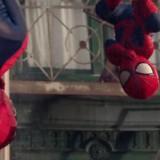 Evian Spider-Man